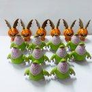 16pcs Disney Pixar Monsters University SQUISHY & Friends Figure Cake Topper Toy