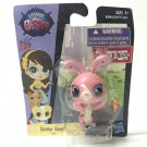 Littlest Pet Shop Get The Pets Single Pack Bunny Ross Hasbro LPS toy