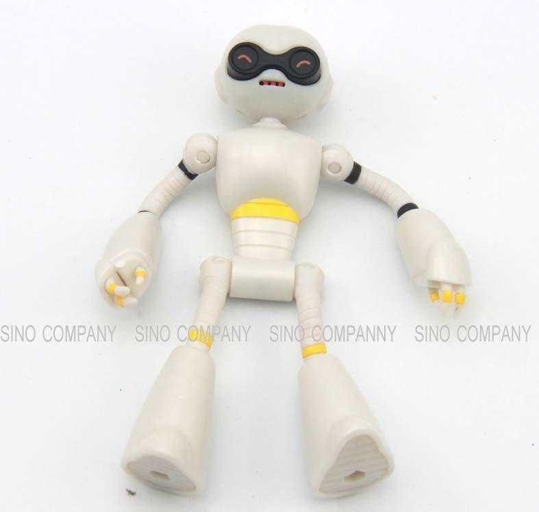 Hot Toy Boy Gift Teenage Mutant Ninja Turtles DIMENSION X FUGITOID ACTION FIGURE