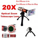 20X Super Zoom Telephoto Telescope Phone Lens For iPhone 7 7 Plus 6s 6s Plus SE