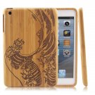 Waves Wood Bamboo Hard Case Back Cover for iPad Mini 1 2 3/iPad 2 3 4 Air 2