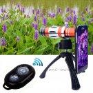18x Telescope Camera Lens+150x Macroscope+Bluetooth Remote for Sasmung Galaxy S8