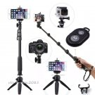 "Selfie Stick Tripod 18-50""  Monopod+Bluetooth Remote  for iPhone 7 Plus 6s 5c SE"
