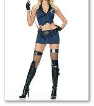 6 Pc. Drill Sergeant Costume