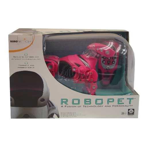 Virtual Pet Robot (electronic) dogs RoboToys