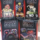 VIDEO GAME SYSTEM  HYPERSCAN BUNDLE BEN10 X-MEN