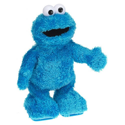 Sesame Street: T.M.X. Friends - Cookie Monster
