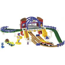 GeoTrax: Grand Central Terminal with Bonus Pieces