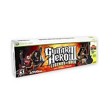 Xbox 360: Guitar Hero III Bundle: Legends of Rock