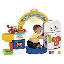 Laugh & Learn: 2-in-1 Learning Kitchen