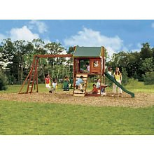 Pine Ridge II Swing Set