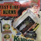 WEB INTERACTIVE ELECTRONIC TEST TUBE ALIEN Kurion New