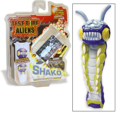 Electronic Test Tube Alien: Evil 3 - Shako