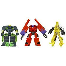 Transformers Classic Mini-Con 3-Pack: Dirt Digger Team