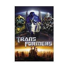 Transformers: Widescreen DVD