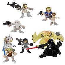 Star Wars Galactic Heroes Cinema -The Battle of Hoth