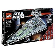 LEGO Star Wars Classic Imperial Star Destroyer (6211)