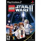 Sony PlayStation 2: Lego Star Wars: The Original Trilogy