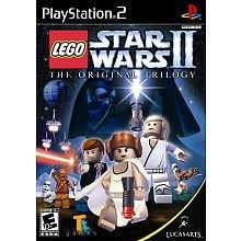Sony PlayStation 2: Lego Star Wars: The Original Trilogy