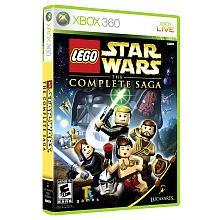 Xbox 360: LEGO Star Wars: The Complete Saga