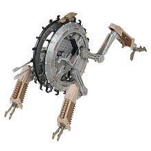 Star Wars Transformers General Grievous Wheel Bike Action Figure
