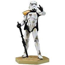 Koto Star Wars Model: Sand Trooper Orange