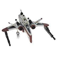 Star Wars Transformers Clone Pilot, ARC-170 Starfighter