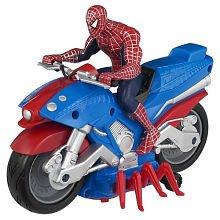Spider-Man Bump N Go Spider Bike