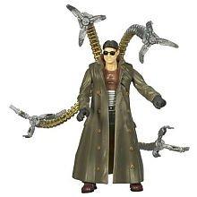 Spider-Man Movie Villain Dr Octopus