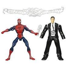 Spider-Man 3 Movie: Spider-Man Quick Change Peter Parker