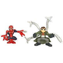 Spider-Man Superhero Squad Spider-Man vs Doc Octopus
