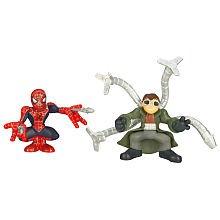 Spider-Man Superhero Squad Spider-Man vs Doc Octopus