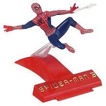 Spider-Man 3 Titanium Series Die-Cast Spider-Man