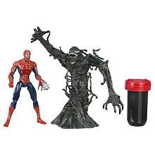 Spider-Man Ooze Attack Shoot N Punch Spider-Man