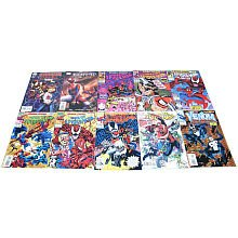 Spider-Man and Venom Super Comic Pack