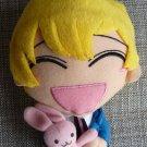 Gravitation Shuichi and Kamgoro Pink Bunny UFO Catcher Murakami Maki