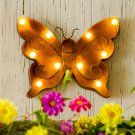 Glitzhome Vintage LED Marquee Light Butterfly Sign
