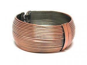 Beautiful Antique Style Multi String Bracelet