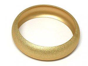 Classy Sanded Style Metal Bracelet
