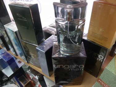 Ungaro Man by Emanuel Ungaro 3.0 oz 90 ml Edt Retail Price $ 55.00 Our Price $ 29.99 Save 45%