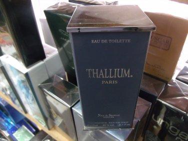 Thallium Ives de Sistelle Parfums 3.3 oz 100 ml Edt  Retail $ 35.00 Our Price $ 28.99 Save 18 %
