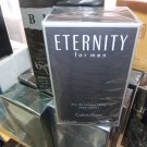 Eternity by Calvin Klein  3.3 Fl.Oz EDT 100 ml for men Retail $ 67.00 Our Price $ 49.99 Save 25 %