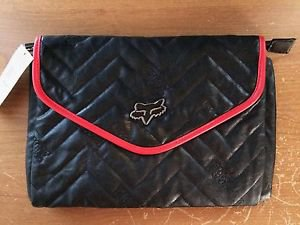 """Fox Racing - """"Feature"""" Clutch - Black/Red - New"""