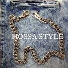 Basic Motorcycle Simple Hiphop Punk Rock LA Jeans Wallet Key Chain BM10