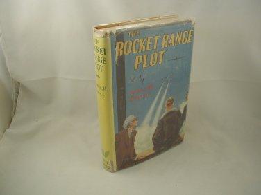 The Rocket Range Plot James M Downie Australian Juvenile Adventure 1952