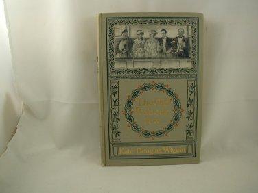 The Old Peabody Pew Kate Douglas Wiggin Alice Stephens Illustrations 1907 FE