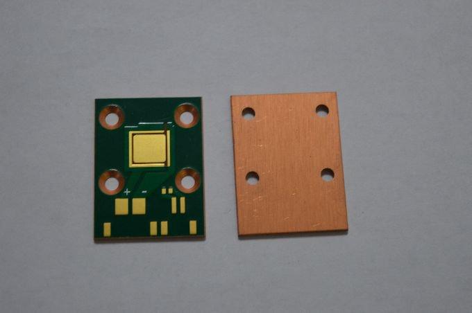 Copper Electronic Board