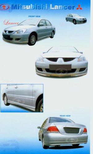 Mitsubishi Lancer 2005 Full Skirting