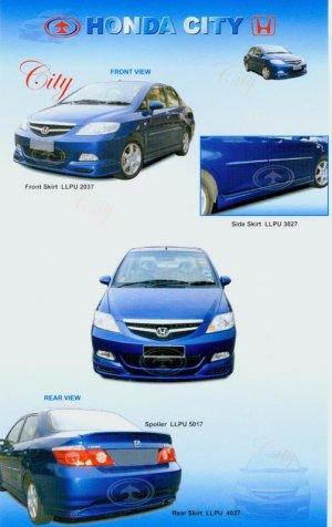 Honda City 2005 (Full Set)