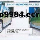 Proton Savvy Promote PU Bodykit